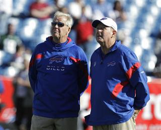 Chan Gailey, Bruce DeHaven