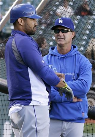 Matt Kemp, Don Mattingly