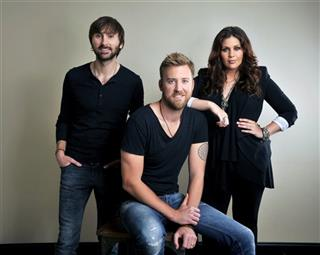 Dave Haywood, Charles Kelley, Hillary Scott