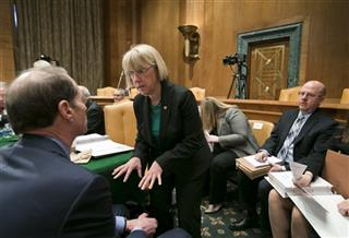 Patty Murray, Ron Wyden