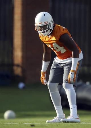 News Sentinel -- Tennessee football practice photos