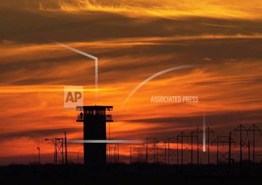 Associated Press Domestic News Texas United States PRISON ESCAPE