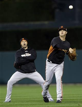 Matt Cain, Clay Hensley