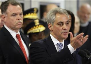 Garry McCarthy, Rahm Emanuel