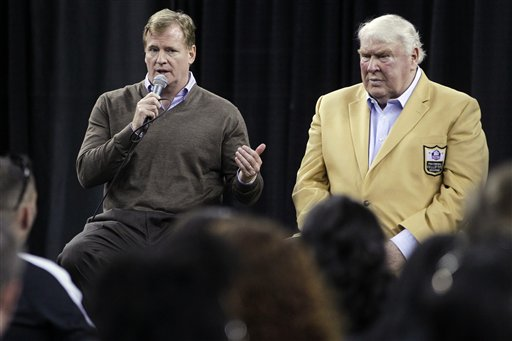 John Madden, Roger Goodell
