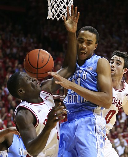 Victor Oladipo, Brice Johnson