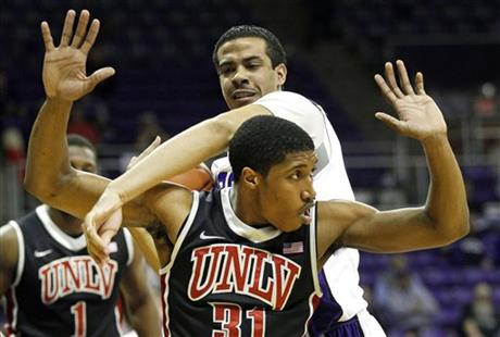 UNLV TCU Basketball