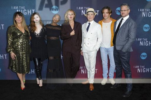 """""""I Am the Night"""" FYC Event"""