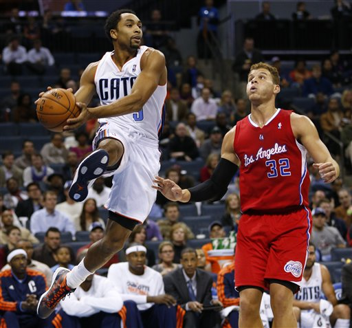 Gerald Henderson, Blake Griffin