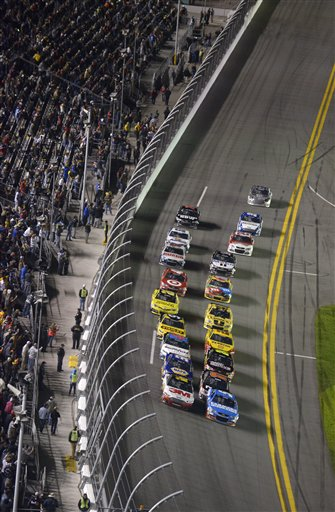 NASCAR Daytona Sprint Unlimited Auto Racing
