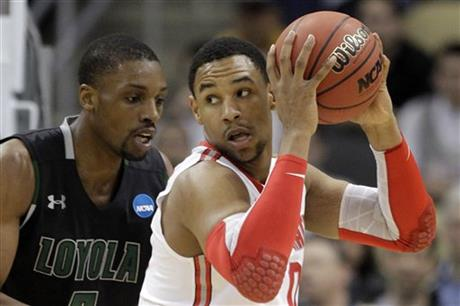 Jared Sullinger, Shane Walker