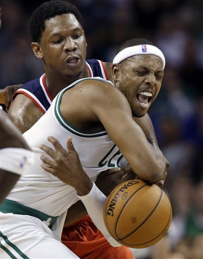 Paul Pierce, Kevin Seraphin