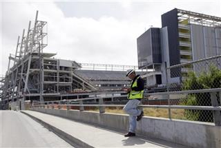 49ers Stadium Worker Killed