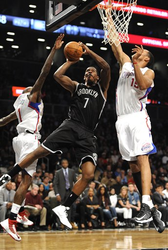 Joe Johnson, Jamal Crawford, Ryan Hollins