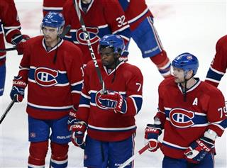 Rene Bourque, . P.K. Subban, Andrei Markov