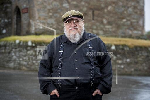 George R.R. Martin at Caste Ward