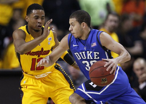 Seth Curry, Terrell Stoglin