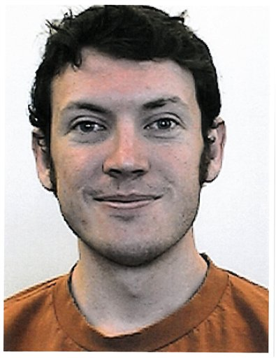 APTOPIX Colorado Shooting Suspect
