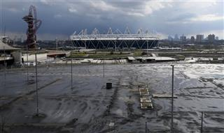 Britain Olympic Stadium