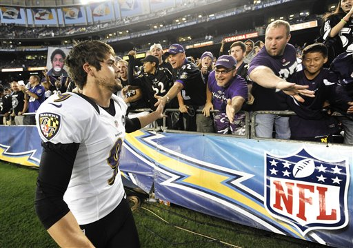 Justin Tucker