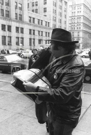 Associated Press Domestic News New York United States PIE THROWER