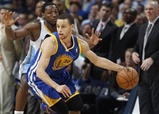 Kenneth Faried, Stephen Curry