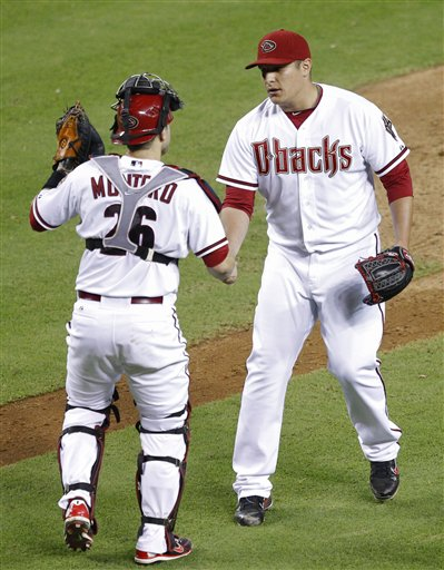 Miguel Montero, David Hernandez