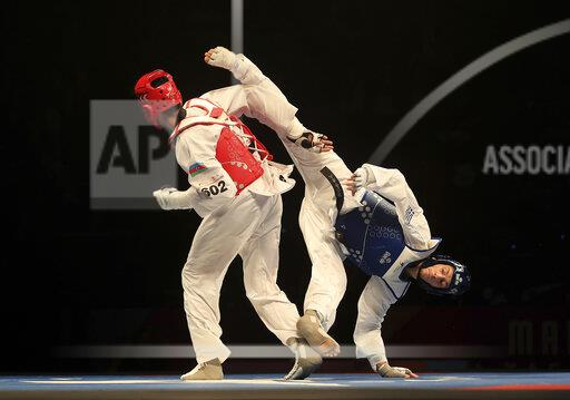 World Taekwondo Championships - Day Five - Manchester Arena
