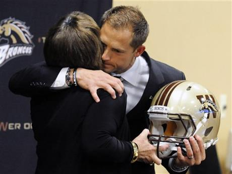 P.J. Fleck, Kathy Beauregard