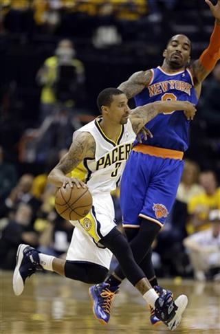 George Hill, J.R. Smith