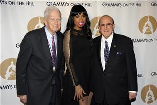 Jennifer Hudson, Clive Davis, James Billington