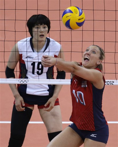 Kim Hee-jin, Jordan Larson
