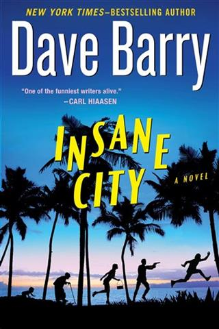 Book Review Insane City