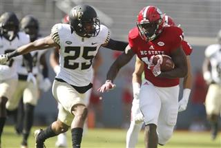 Wake Forest NC State Football