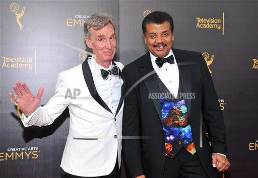 inVision Vince Bucci/Invision/AP a ENT CPAENT CA USA INVL Television Academy's 2016 Creative Arts Emmy Awards - Arrivals - Night Two