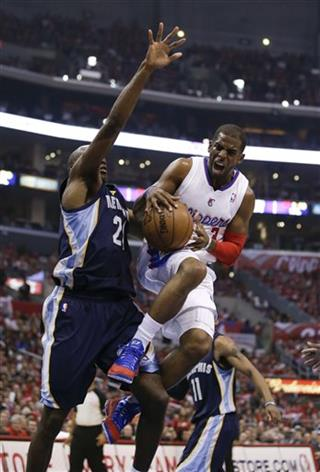 Chris Paul, Quincy Pondexter