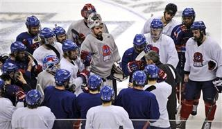 Frozen Four UMass Lowell Hockey