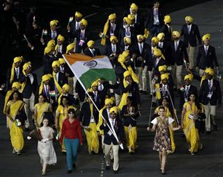 India Olympics IOC