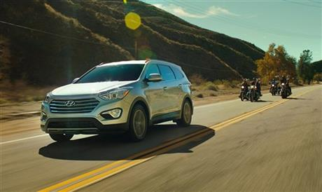 CORRECTION Super Bowl-Advertising-Hyundai
