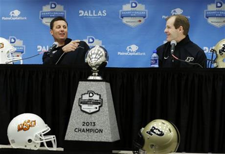 Heart of Dallas Bowl Football