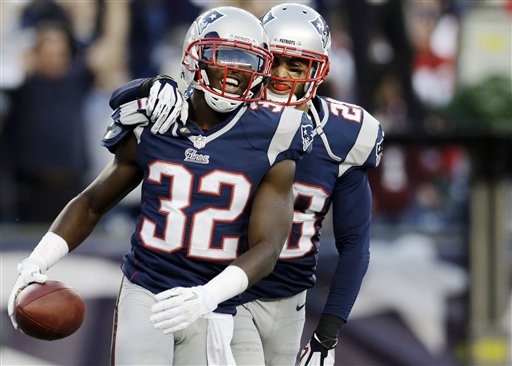 Devin McCourty, Steve Gregory