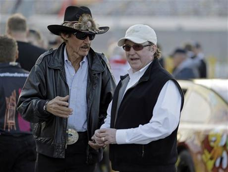Richard Petty, Richard Childress