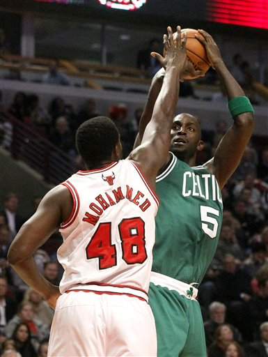 Kevin Garnett, Nazr Mohammed