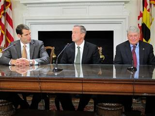 Martin O'Malley, Thomas V. Mike Miller, Michael Busch