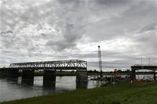 I-5 Bridge Collapse