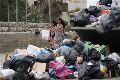 Mideast Palestinians Going Green