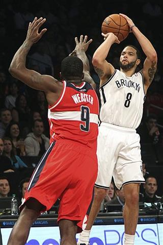 Deron Williams, Martell Webster