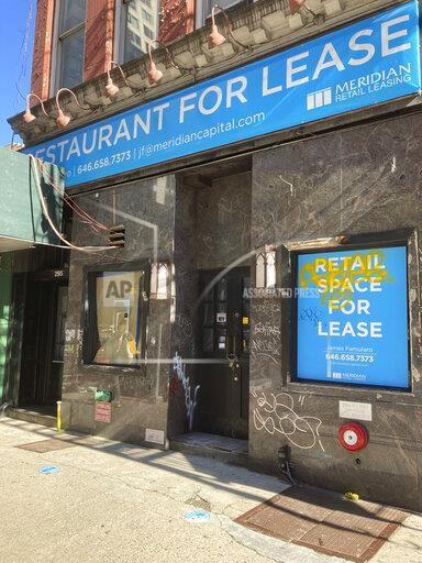 Businesses continue to shutter operations in NYC - 10/17/20