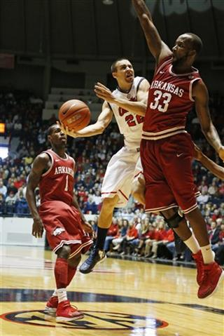 Marshall Henderson, Marshawn Powell