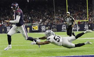 Raiders Texans Football